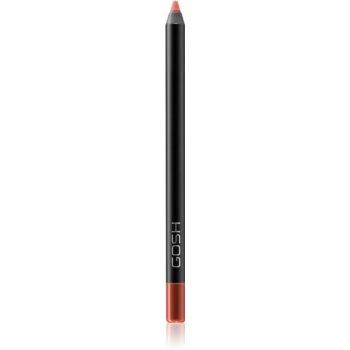 Gosh Velvet Touch Wasserfester Lippenkonturenstift Farbton 001 Nougat Crisp 1,2 g