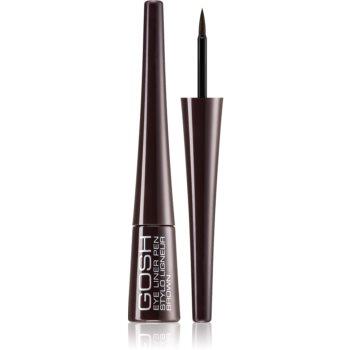 Gosh Eye Liner Pen creion pentru conturul ochilor poza