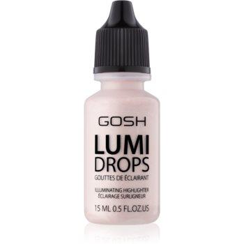 gosh lumi drops iluminator lichid
