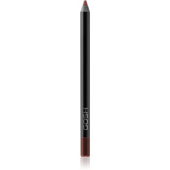 Gosh Velvet Touch Wasserfester Lippenkonturenstift Farbton 012 Raisin 1,2 g