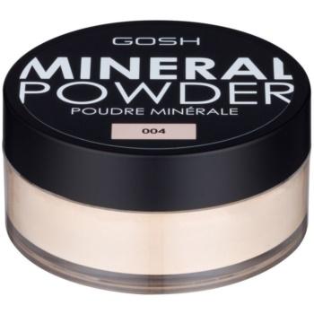 Gosh Mineral Powder pudra cu minerale