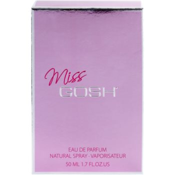 Gosh Miss Gosh Eau de Parfum for Women 4