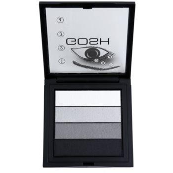 Gosh Smokey paleta senčil za oči 1