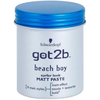 got2b Beach Boy pasta matująca modelujący