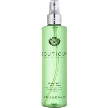 Grace Cole Boutique Grapefruit Lime & Mint spray de corp racoritor