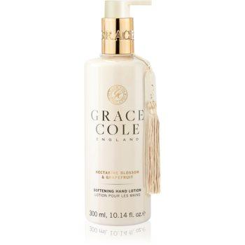 Grace Cole Nectarine Blossom & Grapefruit crema de maini hidratanta poza