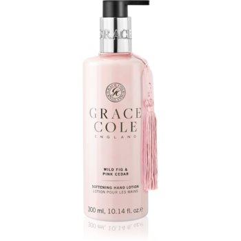 Poza Grace Cole Wild Fig & Pink Cedar crema de maini cu textura fina