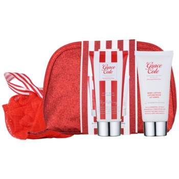 Grace Cole Frosted Cherry & Vanilla Kosmetik-Set  I. 1