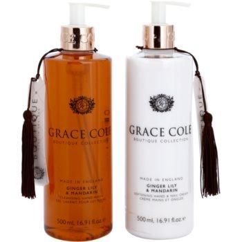 Grace Cole Boutique Ginger Lily & Mandarin косметичний набір I. 1