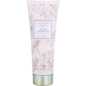 Grace Cole Floral Collection Magnolia & Vanilla Körpercreme