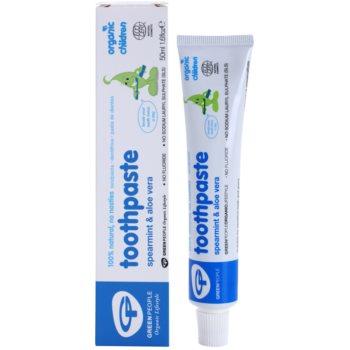 Green People Teeth zobna pasta za otroke 1