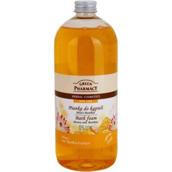 Green Pharmacy Body Care Honey & Rooibos Badschaum