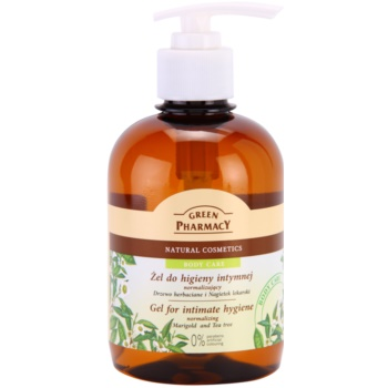 Green Pharmacy Body Care Marigold & Tea Tree Gel für die intime Hygiene