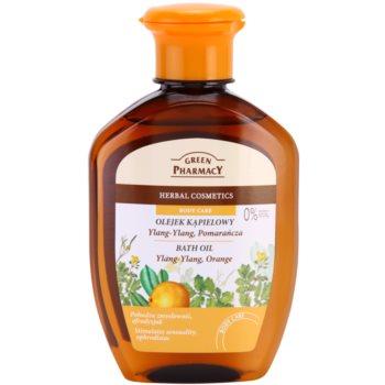 Green Pharmacy Body Care Ylang-Ylang & Orange Bath Oil