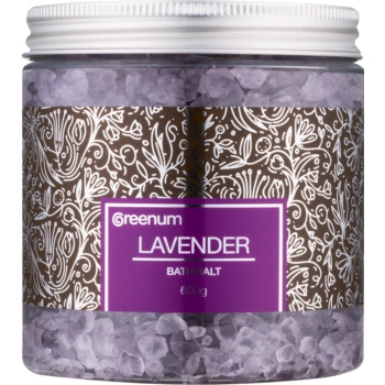 Greenum Lavender sare de baie imagine produs