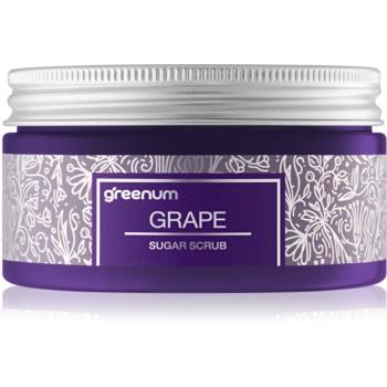 Greenum Sugar Scrub cukrový peeling na tělo s vůní Grape 300 g