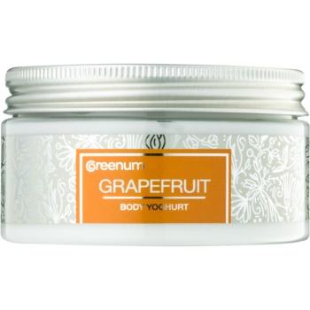 Greenum Grapefruit iaurt de corp