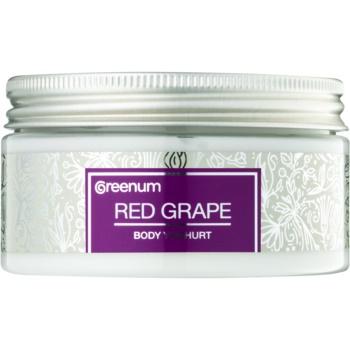 Greenum Red Grape iaurt de corp