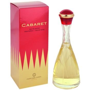 Gres Cabaret eau de parfum pentru femei 100 ml