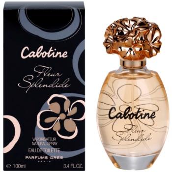 Gres Cabotine Fleur Splendide eau de toilette pentru femei 100 ml