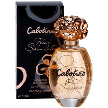 Gres Cabotine Fleur Splendide Eau de Toilette for Women 1