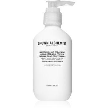 Grown Alchemist Smoothing Hair Treatment tratament pentru netezire pentru par intins imagine produs