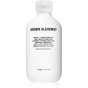 Grown Alchemist Detox Conditioner 0.1 balsam detoxifiant pentru curã?are imagine