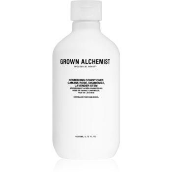 Grown Alchemist Nourishing Conditioner 0.6 balsam profund hrănitor