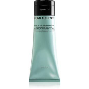 Grown Alchemist Hydra+ Oil-Gel Facial Cleanser ulei gel pentru curatare poza noua