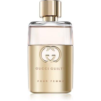 Gucci Guilty Pour Femme eau de parfum pentru femei 30 ml