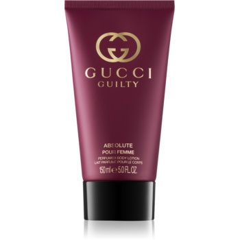 Gucci Guilty Absolute Pour Femme lapte de corp pentru femei