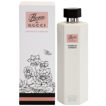 Gucci Flora by Gucci - Gorgeous Gardenia leite corporal para mulheres