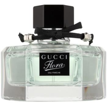 Gucci Flora by Gucci Eau Fraiche eau de toilette pentru femei 50 ml