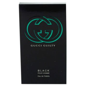 Gucci Guilty Black Pour Homme Eau de Toilette para homens 3