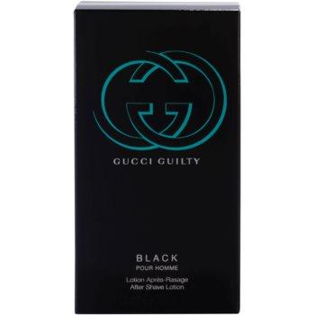 Gucci Guilty Black Pour Homme After Shave Lotion for Men 3