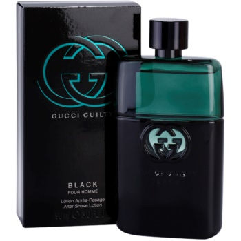 Gucci Guilty Black Pour Homme After Shave Lotion for Men 1