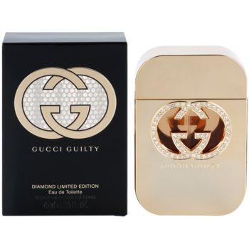 Gucci Guilty Diamond toaletna voda za ženske