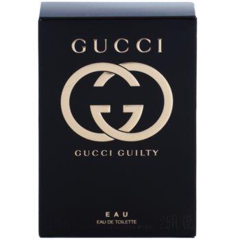 Gucci Guilty Eau Eau de Toilette für Damen 4