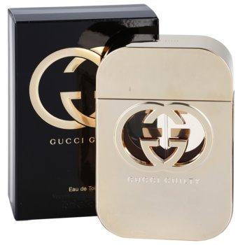 Gucci Guilty woda toaletowa dla kobiet 1