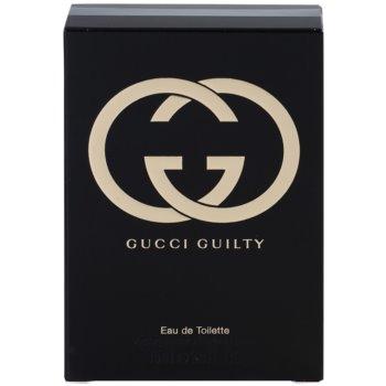 Gucci Guilty woda toaletowa dla kobiet 4