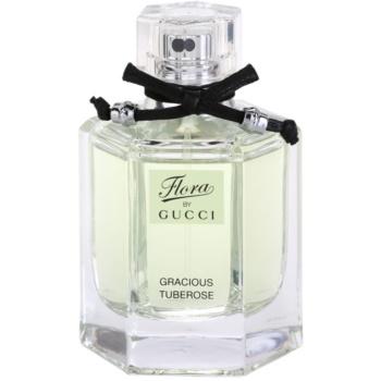 Gucci Flora by Gucci – Gracious Tuberose Eau de Toilette pentru femei 50 ml