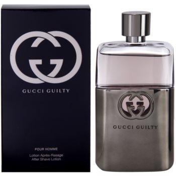 Gucci Guilty Pour Homme after shave pentru bărbați