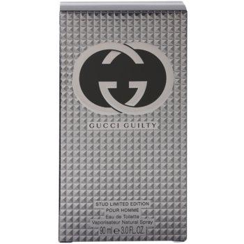 Gucci Guilty Stud Limited Edition Pour Homme туалетна вода для чоловіків 4