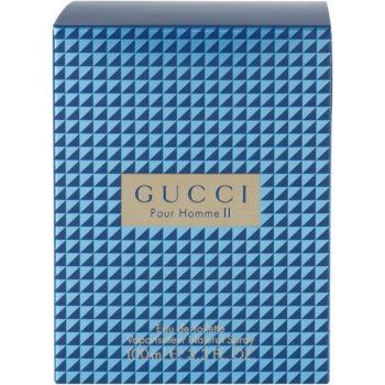 Gucci Pour Homme II Eau de Toilette para homens 4