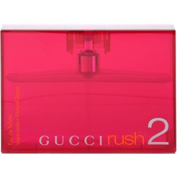 Gucci Rush 2 Eau de Toilette pentru femei 50 ml
