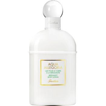 GUERLAIN Aqua Allegoria Bergamot Body Lotion loțiune parfumată pentru corp unisex