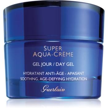 Guerlain Super Aqua gel hidratant pentru netezirea pielii