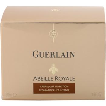 Guerlain Abeille Royale nährende Tagescreme Creme zur Wiederherstellung der Festigkeit der Haut 4