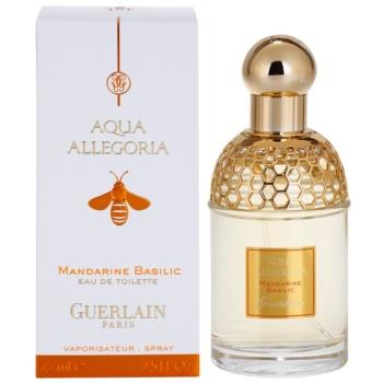 Guerlain Aqua Allegoria Mandarine Basilic eau de toilette pentru femei
