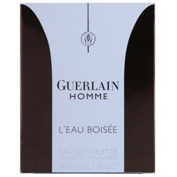 Guerlain Homme L´Eau Boisée woda toaletowa dla mężczyzn 4